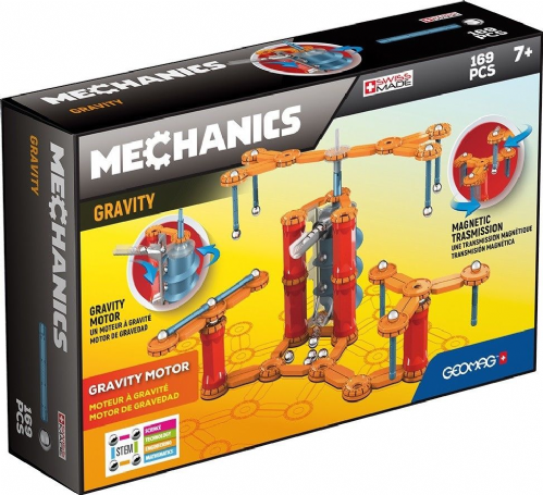 Kids Geomag 773 Gravity Mechanics Construction Set 169 Pcs Playset Gift